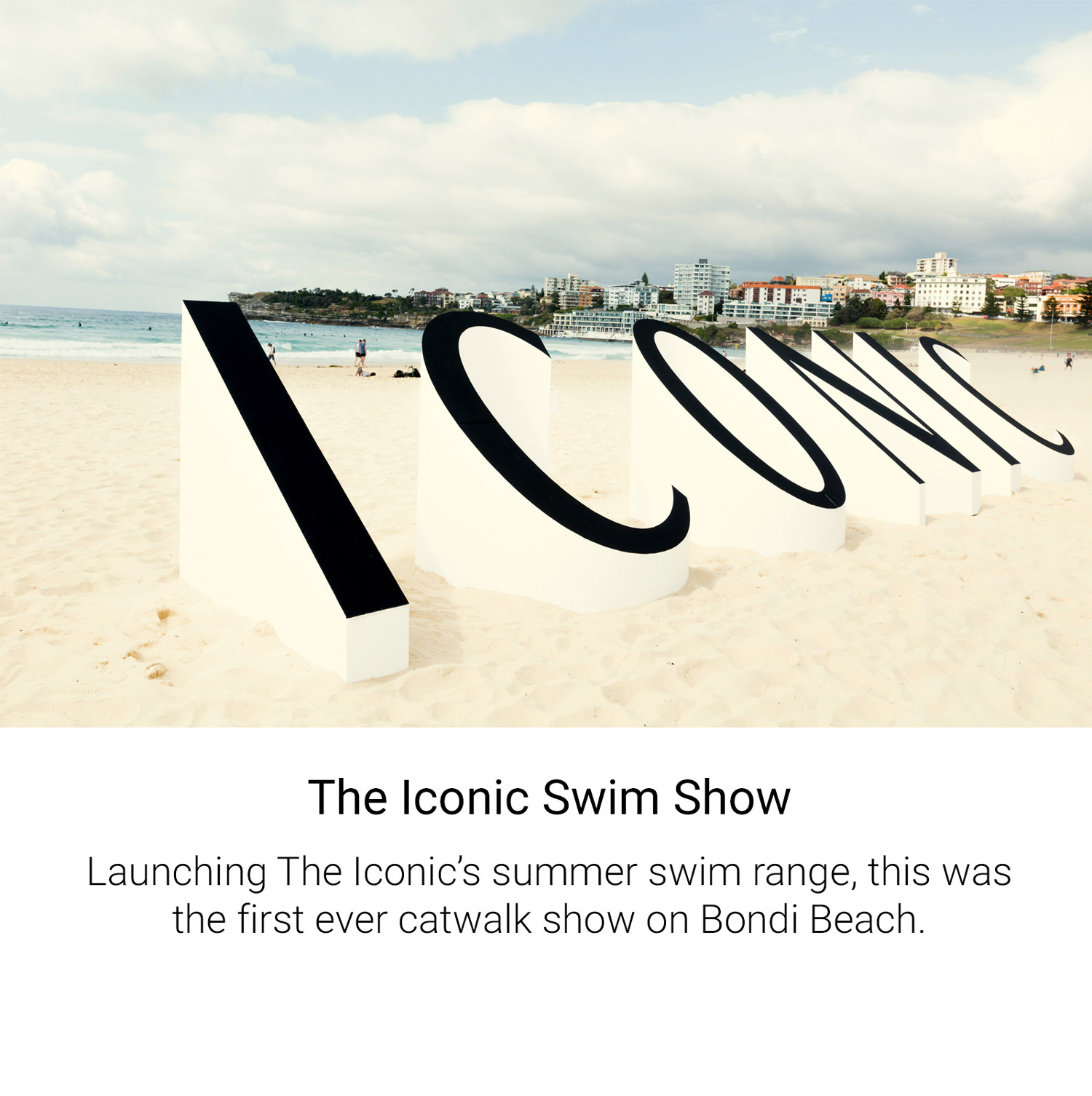 The Iconic Swim Show