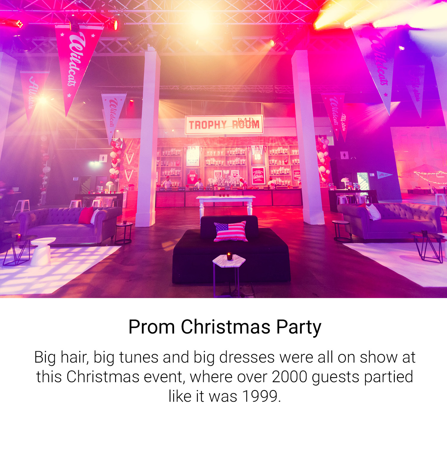 Prom Christmas Party