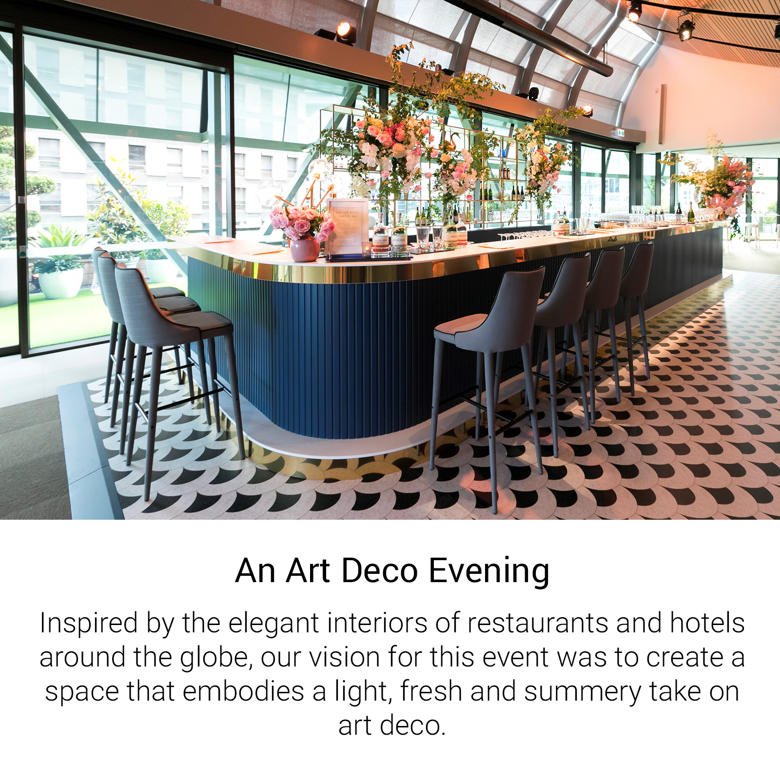 An Art Deco Evening