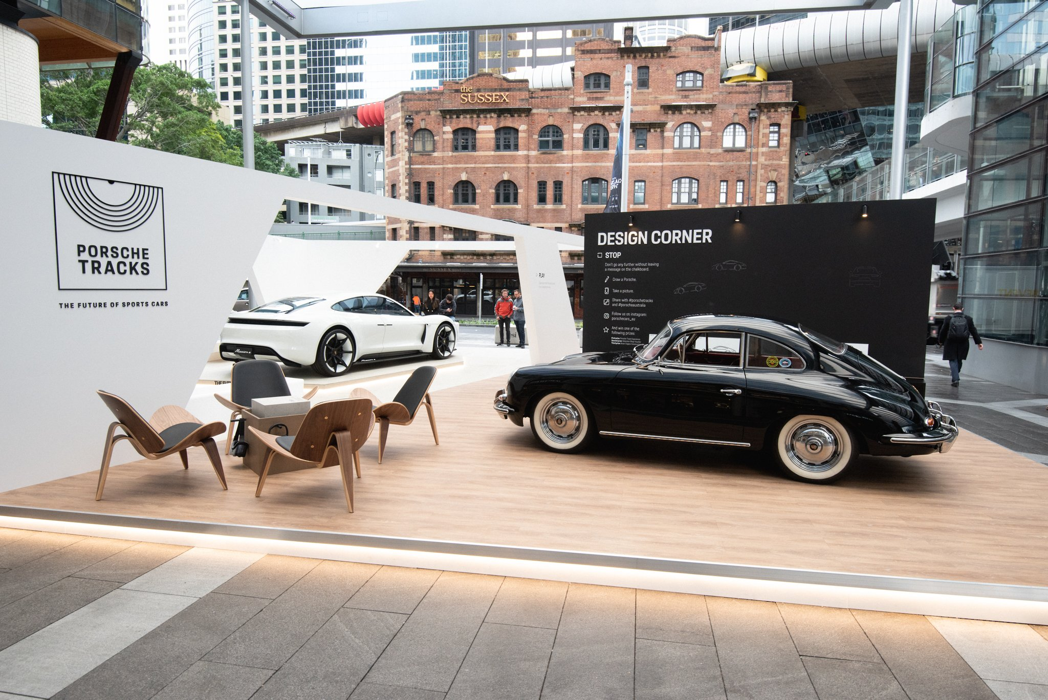 Porsche Future Lab